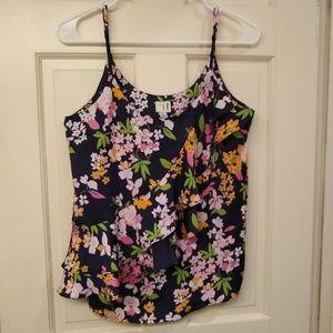 Dressy camisole tank top